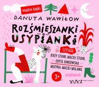 Rozśmieszanki Usypianki - Danuta Wawiłow - audiobook