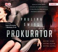Prokurator - Paulina Świst - audiobook
