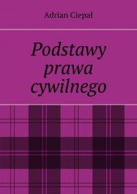 Podstawy prawa cywilnego - Adrian Ciepał - ebook