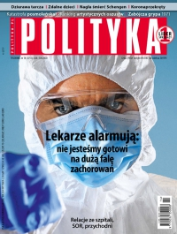 Polityka nr 14/2020 - Opracowanie zbiorowe - eprasa