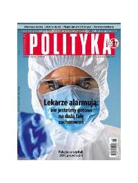 Polityka nr 14/2020 - Opracowanie zbiorowe - audiobook