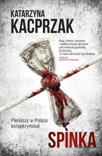 Spinka - Katarzyna Kacprzak - ebook