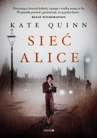 Sieć Alice - Kate Quinn - ebook