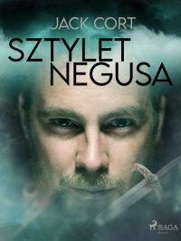 Sztylet Negusa - Jack Cort - ebook
