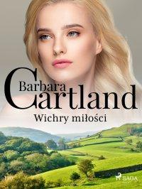Wichry miłości - Barbara Cartland - ebook