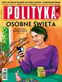 Polityka nr 15/2020 - Opracowanie zbiorowe - eprasa