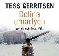 Dolina umarłych - Tess Gerritsen - audiobook