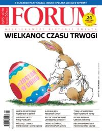 Forum nr 8/2020 - Opracowanie zbiorowe - eprasa