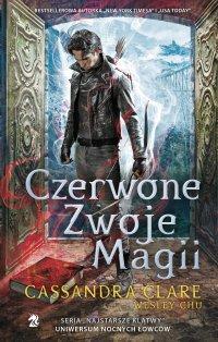 Czerwone Zwoje Magii - Cassandra Clare - ebook