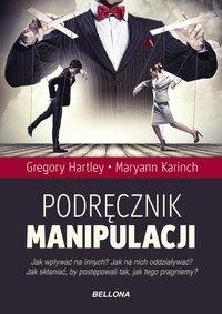 Podręcznik manipulacji - Gregory Hartley - ebook