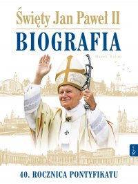 Święty Jan Paweł II. Biografia - Marek Balon - audiobook