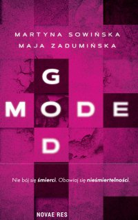 God Mode - Martyna Sowińska - ebook