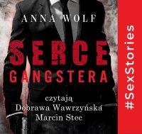 Serce gangstera - Anna Wolf - audiobook