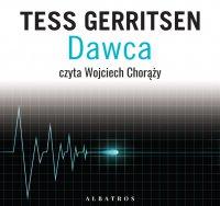 Dawca - Tess Gerritsen - audiobook