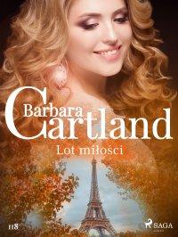 Lot miłości - Barbara Cartland - ebook