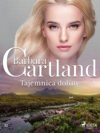 Tajemnica doliny - Barbara Cartland - ebook