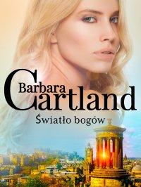 Światło bogów - Barbara Cartland - ebook