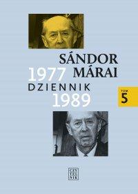 Dziennik 1977-1989 - Sandor Marai - ebook