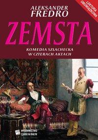 Zemsta - Aleksander Fredro - ebook