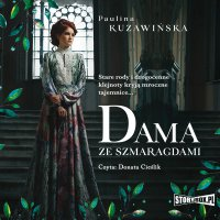 Dama ze szmaragdami - Paulina Kuzawińska - audiobook