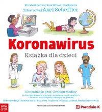 Koronawirus. Książka dla dzieci - Opracowanie zbiorowe - ebook