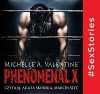 Phenomenal X - Michelle A. Valentine - audiobook