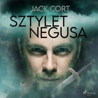 Sztylet Negusa - Jack Cort - audiobook