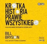 Krótka historia prawie wszystkiego - Bill Bryson - audiobook