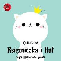 Księżniczka i Kot - Edith Nesbit - audiobook