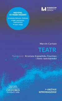 Teatr - Marvin Carlson - ebook
