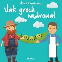Jak groch wędrował - Józef Czechowicz - audiobook