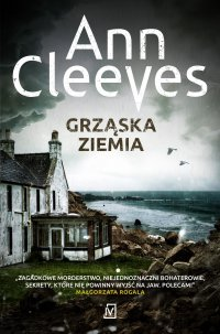 Grząska ziemia - Ann Cleeves - ebook