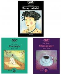 Barwy miłości. Komungo. Filiżanka kawy - Han Malsuk - ebook