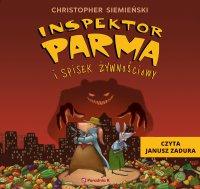 Inspektor Parma i spisek żywności - Christopher Siemieński - audiobook