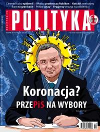 Polityka nr 19/2020 - Opracowanie zbiorowe - eprasa