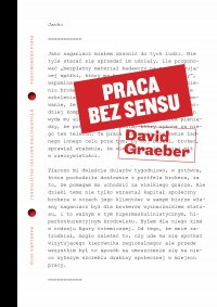 Praca bez sensu - David Graeber - ebook