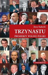Trzynastu - Jerzy Sadecki - ebook