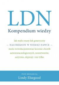 LDN Kompendium wiedzy - dr Linda Elsegood - ebook
