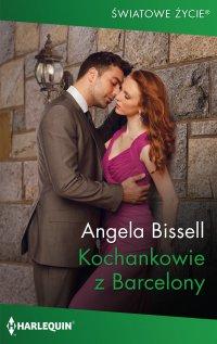 Kochankowie z Barcelony - Angela Bissell - ebook