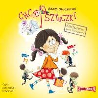 Chciejosztuczki. Książka zakazana przez Chciejokorp - Adam Studziński - audiobook