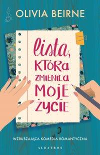 Lista, która zmieniła moje życie - Olivia Beirne - ebook