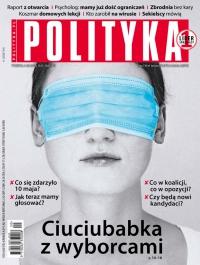 Polityka nr 20/2020 - Opracowanie zbiorowe - eprasa