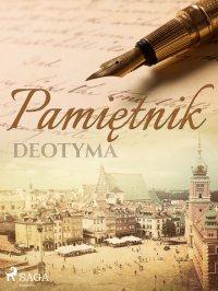 Pamiętnik - Deotyma - ebook