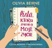 Lista, która zmieniła moje życie - Olivia Beirne - audiobook