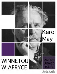 Winnetou w Afryce - Karol May - ebook