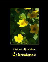 Czterowiersze Chakani - Chakani Afzaluddin - ebook