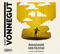 Śniadanie mistrzów - Kurt Vonnegut - audiobook