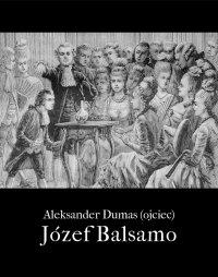 Józef Balsamo - Aleksander Dumas (ojciec) - ebook