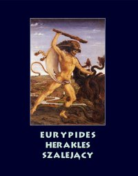 Herakles szalejący - Eurypides - ebook