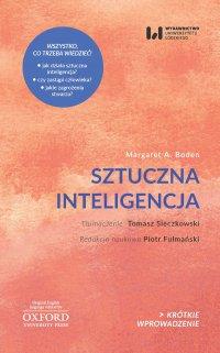 Sztuczna inteligencja. Jej natura i przyszłość - Margaret A. Boden - ebook